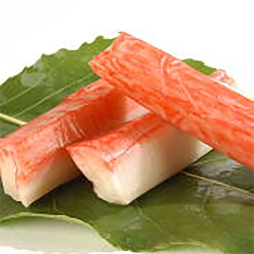 Coloring surimi, crab sticks, BioconColors, natural colors, natural colours, food colouring, colouring foodstuff, natural pigments, hues